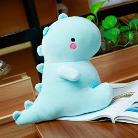 Мягкая игрушка Голубой динозавр, 30см (код товара: 51636): купить в Berni