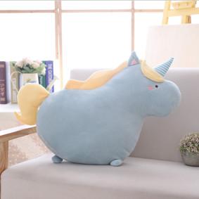 Мягкая игрушка Плюшевый единорог, 50см (код товара: 51653): купить в Berni