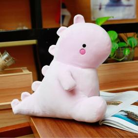 Мягкая игрушка Розовый динозавр, 30см (код товара: 51635): купить в Berni