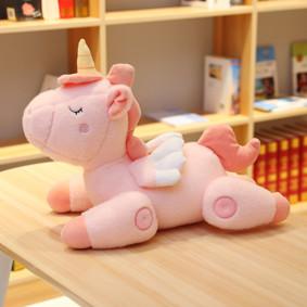 Мягкая игрушка Розовый единорог, 45см (код товара: 51630): купить в Berni