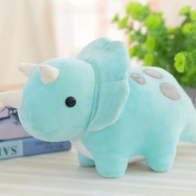 Мягкая игрушка Трицератопс, 30см (код товара: 51644): купить в Berni