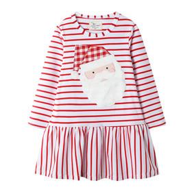 Платье для девочки Дедушка Мороз (код товара: 51664): купить в Berni