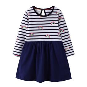 Платье для девочки Радужное небо оптом (код товара: 51698): купить в Berni