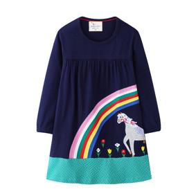 Платье для девочки Радужный сад (код товара: 51678): купить в Berni