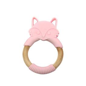 Прорезыватель Енот, розовый оптом (код товара: 51611): купить в Berni