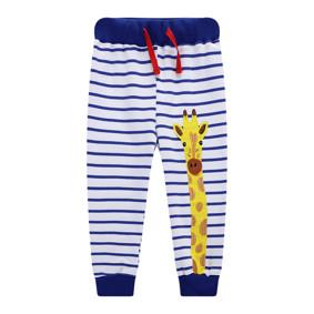 Штаны детские Малыш жираф оптом (код товара: 51690): купить в Berni