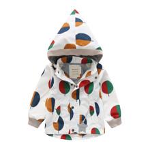 Куртка детская Цветные шарики (код товара: 51734)