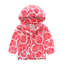 Куртка детская Грейпфруты (код товара: 51736)