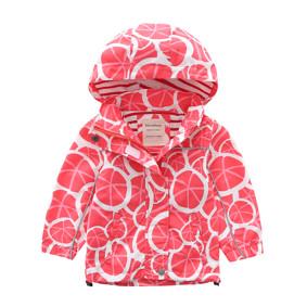 Куртка детская Грейпфруты оптом (код товара: 51736): купить в Berni