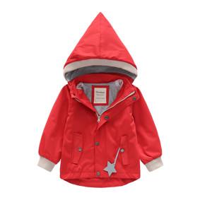 Куртка детская Комфорт, красный (код товара: 51739): купить в Berni