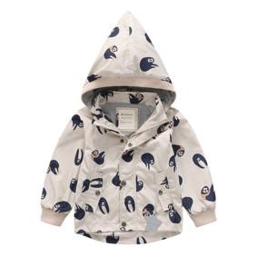 Куртка детская Ленивцы оптом (код товара: 51733): купить в Berni