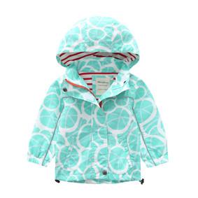 Куртка детская Мятные грейпфруты (код товара: 51737): купить в Berni