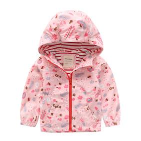 Куртка для девочки Осенний сад (код товара: 51741): купить в Berni