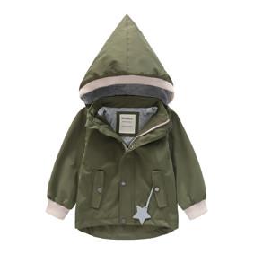 Куртка для мальчика Комфорт, Хаки (код товара: 51738): купить в Berni