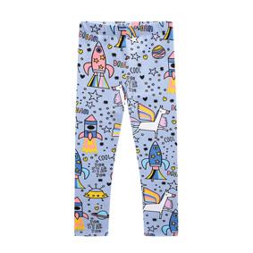 Леггинсы для девочки Космическое чудо (код товара: 51709): купить в Berni