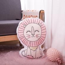 Мягкая игрушка - подушка Солнечный лев, 50см (код товара: 51744)