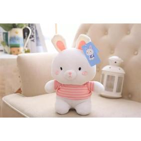 Мягкая игрушка Плюшевый зайка, 25см (код товара: 51745): купить в Berni