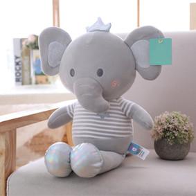 Мягкая игрушка Серый слоник, 50см (код товара: 51751): купить в Berni