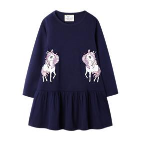 Платье для девочки Близняшки (код товара: 51721): купить в Berni