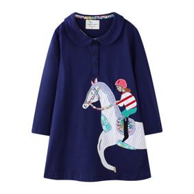 Платье для девочки Всадница (код товара: 51713): купить в Berni