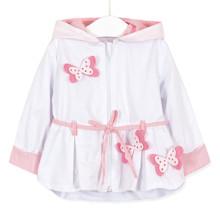 Ветровка для девочки Розовые бабочки (код товара: 51764)