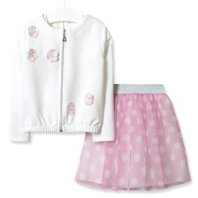 Комплект для девочки 3 в 1 Балет (код товара: 51821): купить в Berni