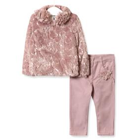 Комплект для девочки 3 в 1 Маленькая принцесса оптом (код товара: 51805): купить в Berni