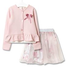 Комплект для девочки 3 в 1 Модница, розовый (код товара: 51827)
