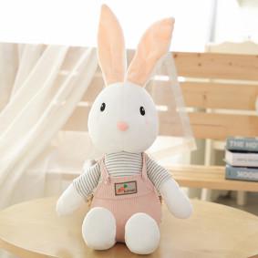 Мягкая игрушка - Кролик, розовый, 50 см оптом (код товара: 51843): купить в Berni