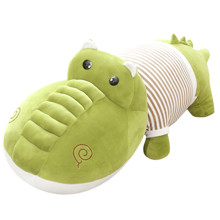 Мягкая игрушка - подушка Крокодил Гена, 95см (код товара: 51841)
