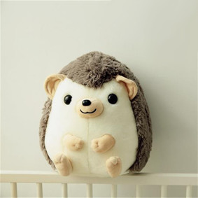 Мягкая игрушка - подушка Малыш ёжик, 35см (код товара: 51847): купить в Berni