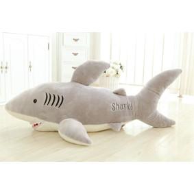 Мягкая игрушка - подушка Плюшевая акула, 76см (код товара: 51850): купить в Berni