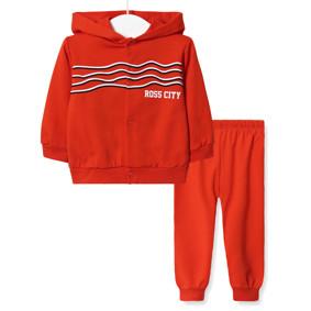 Костюм дитячий 3 в 1 Ross city, помаранчевий (код товару: 51905): купити в Berni