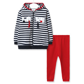 Костюм для девочки 3 в 1 Девочка-клубничка, красный оптом (код товара: 51926): купить в Berni
