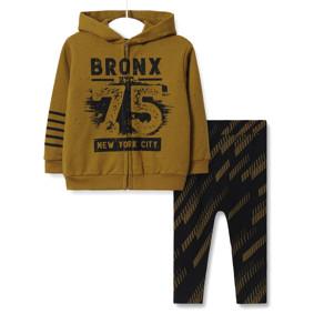 Костюм для хлопчика 3 в 1 Бронкс 75 (код товару: 51939): купити в Berni