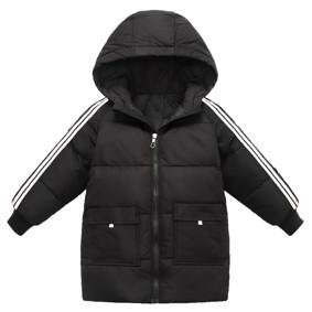 Куртка-пуховик детская Полосы оптом (код товара: 51902): купить в Berni