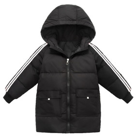 Куртка-пуховик дитяча Смуги (код товару: 51902): купити в Berni