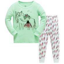 Пижама Девушка и единорог оптом (код товара: 51909)