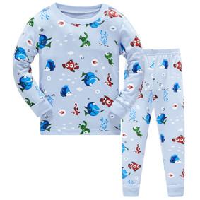 Пижама Маленькие рыбки оптом (код товара: 51920): купить в Berni