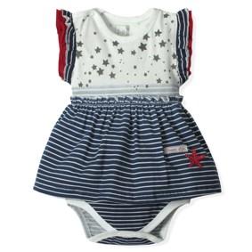 Боди-Платье для девочки Caramell  (код товара: 5290): купить в Berni