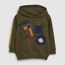 Кофта для мальчика Копатель (код товара: 52144)