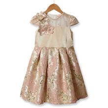 Платье для девочки Рококо, розовый (код товара: 52141)