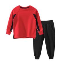 Костюм детский Момент, красный (код товара: 52279)