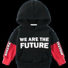 Толстовка детская утеплённая Мы - будущее (код товара: 52220)