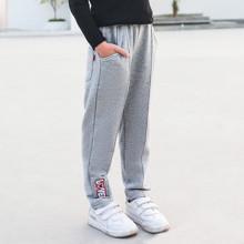 Штаны для девочки Love, серый (код товара: 52388)