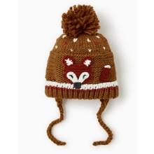 Шапка детская зимняя демисезонная Лисёнок (код товара: 52471)