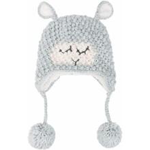 Шапка детская зимняя Маленькая овечка (код товара: 52448)