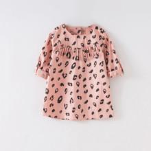 Платье для девочки Пятнышки оптом (код товара: 52583)