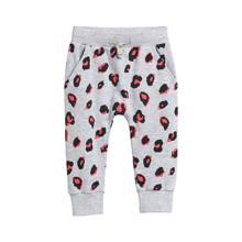 Штаны для девочки Леопардовые пятнышки (код товара: 52606)