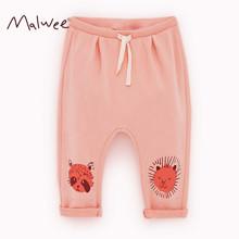 Штаны для девочки Львёнок и енотик (код товара: 52607)